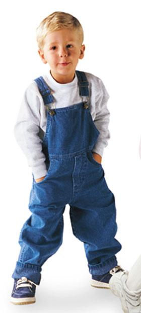 Toddler Denim Overall