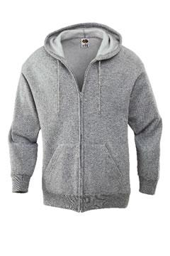 8 oz. 50/50 Best Full Zip Hooded Sweatshirt