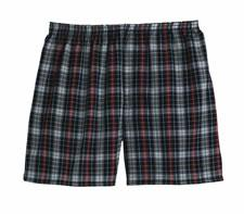 Ladies' Woven Plaid Boxers