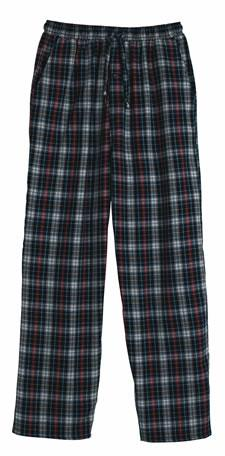 Adult Loungewear Woven Plaid Pants