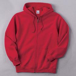Heavy Blend Full Zip Hood