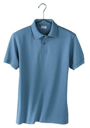 Stedman 100% Cotton Pique 2-Button Placket