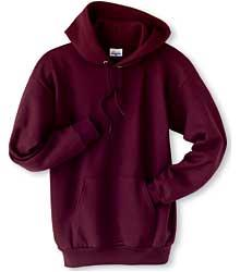 Adult Comfortblend 50/50 Mid-Weight Hooded Pullover