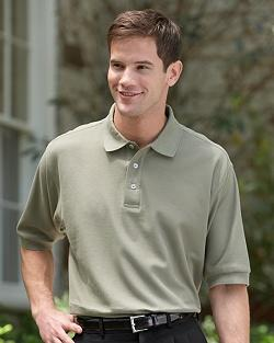 Men's Short Sleeve Polo