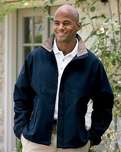 Sueded Microfiber Jacket
