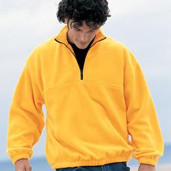 Quarter-Zip Pullover Fleece Jacket