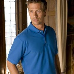 Men's Five Star Performance Pique Polo