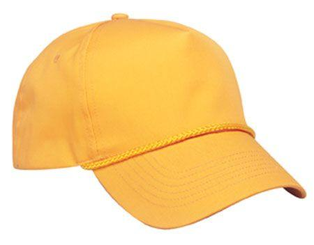 Poplin Cap- Low Profile