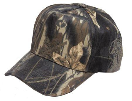 Mossy Oak Break Up Pattern Cap