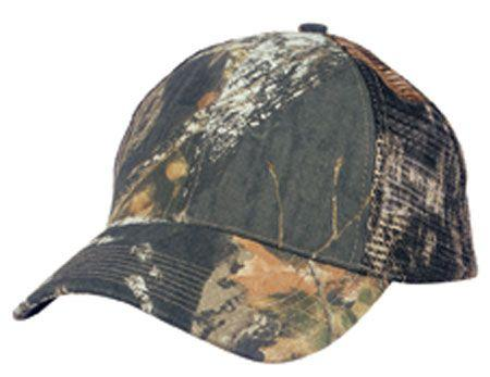 Mossy Oak Break Up Mesh Back Cap