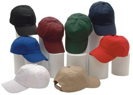 5-Panel Low Profile Twill Cap