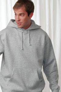 10 oz. Hooded Pullover Sweatshirt