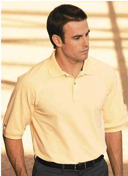 X-Tra Dry Wicking Golf Placket
