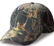 Youth Structured Mid-Profile Mossy Oak New Breakup Camouflage Caps
