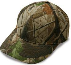 Realtree Mid Profile Camouflage Cap