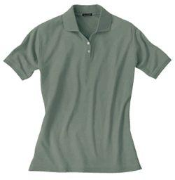 Ladies' Pima Cotton Sport Shirt