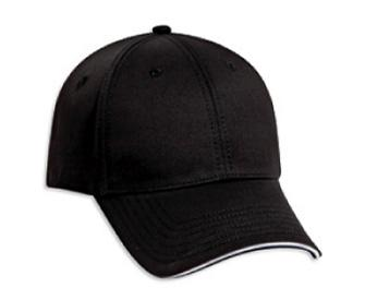 Deluxe Cotton Twill Sandwich Visor Otto Flex Low Profile Pro Style Caps (SM)