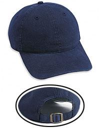Garment Washed Cotton Twill Low Profile Pro Style Caps