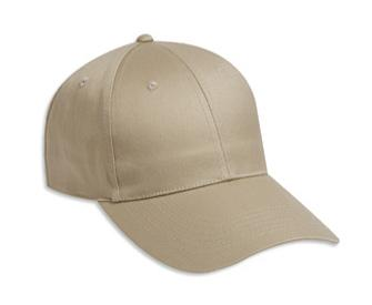 Cotton Twill Long Visor Low Profile Pro Style Caps