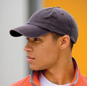 Signature� - Washed Vertical Ottoman Twill Cap