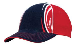 Red, White and Blue Racing Cap