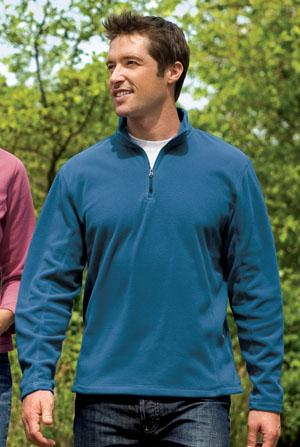 Signature� - Attivo 1/4 Zip Microfleece