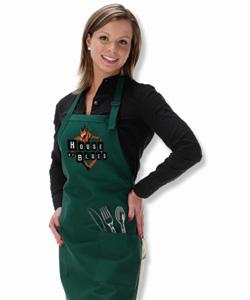 Full Length Apron with Pouch