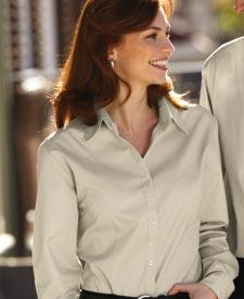 Ladies' Whisper Twill Shirt