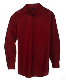 Men's Imperial Poplin Peached Shirt