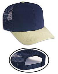 Cotton Twill Pro Style Mesh Back Trucker Hat