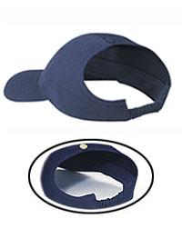 Brushed Cotton Twill Ponytail Low Profile Pro Style Caps(LXL)