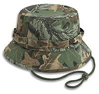 Camouflage Cotton Twill Bucket Hats (LXL)