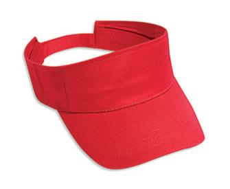 Cotton Twill Sun Visors