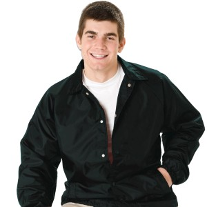 Lined Coach's Jacket
