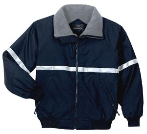 Challenger Jacket w/ Safety Reflective Taping