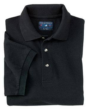 Tall Pique Knit Sport Shirt