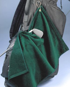 Grommeted Golf Towel.
