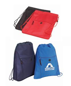 Expandable Drawstring Bag