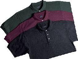 7.0 oz. Ringspun Pique Golf Shirt