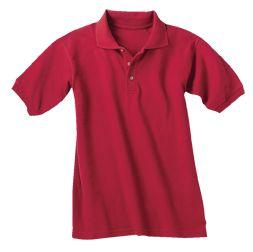 100% Cotton Pique Placket