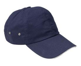 Brushed Twill Sandwich Cap
