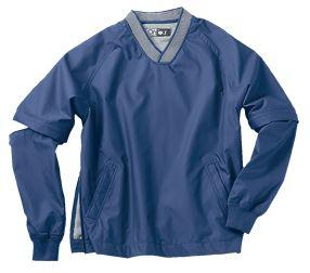 Microfiber Windshirt with Zip-Off Sleeves
