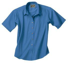 Ladies' Easy-Care Short-Sleeve Shirt
