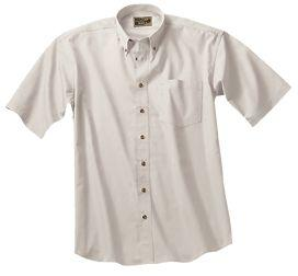 Mens' Easy-Care Short-Sleeve Shirt