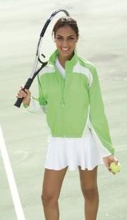 Women's Lightweight Tennis Jacket