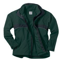 Mens 3-in-1 Jacket with Zip-Out Micro-Fleece Liner
