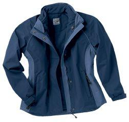 Ladies 3-in-1 Jacket with Zip-Out Micro-Fleece Liner