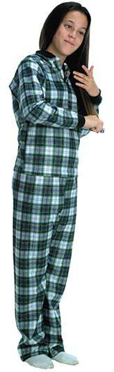 Youth Poly Flannel Pant