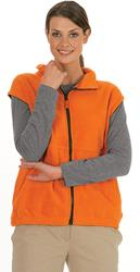 Mens Full Zip Anti-Pill Sierra Pacific Fleece Vest