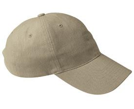 Heavy Brushed Twill Cap